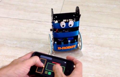 THE B-ROBOT EVO (the self balancing robot)