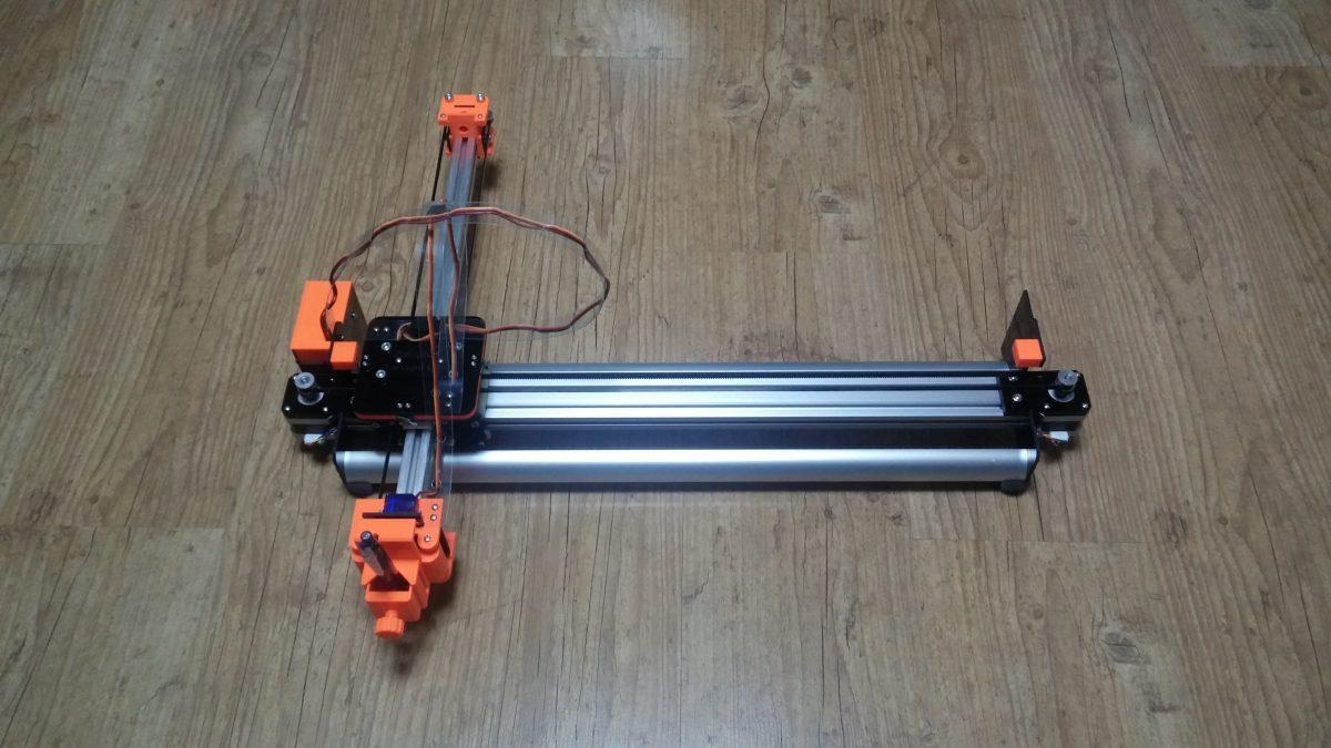 4xiDraw V1 / A3 Drawing Machine
